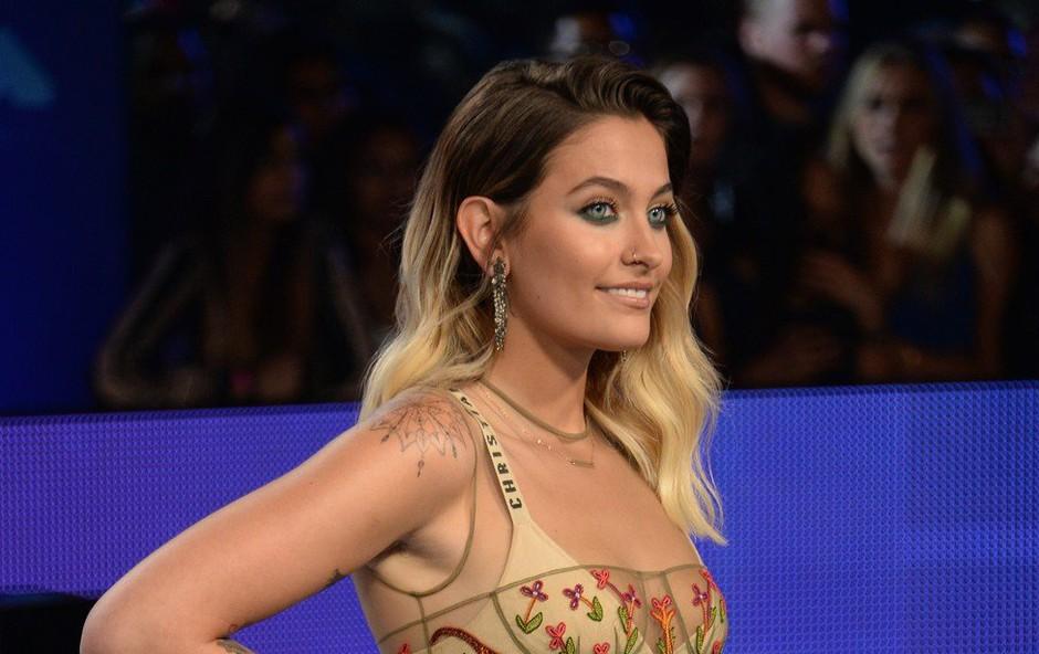 Paris Jackson: Brhka deklica je zaznamovala podelitev MTV VMA nagrad (foto: profimedia)