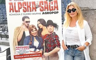 """Helena Blagne: """"Na slovenskem glasbenem področju je suša"""""""