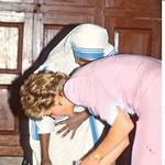 Dobrota: Diana je bila - in še vedno je - poznana po svojem dobrem srcu, saj je veliko svoje pozornosti posvečala humanitarnosti. (foto: Profimedia)