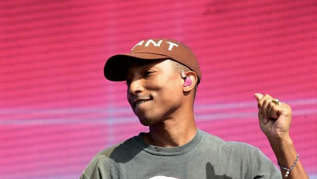Pharrell Williams - Babica je prva opazila njegov glasbeni potencial (foto: Profimedia)