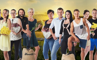 Predstavljamo tekmovalce nove epizode resničnostnega šova Kmetija