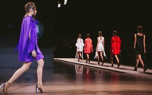 Mastercard® podarja neprecenljivo modno doživetje na Mercedes-Benz Fashion Week Ljubljana