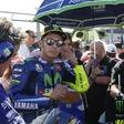 Valentino Rossi se zaradi hude poškodbe poslavlja od naslova svetovnega prvaka