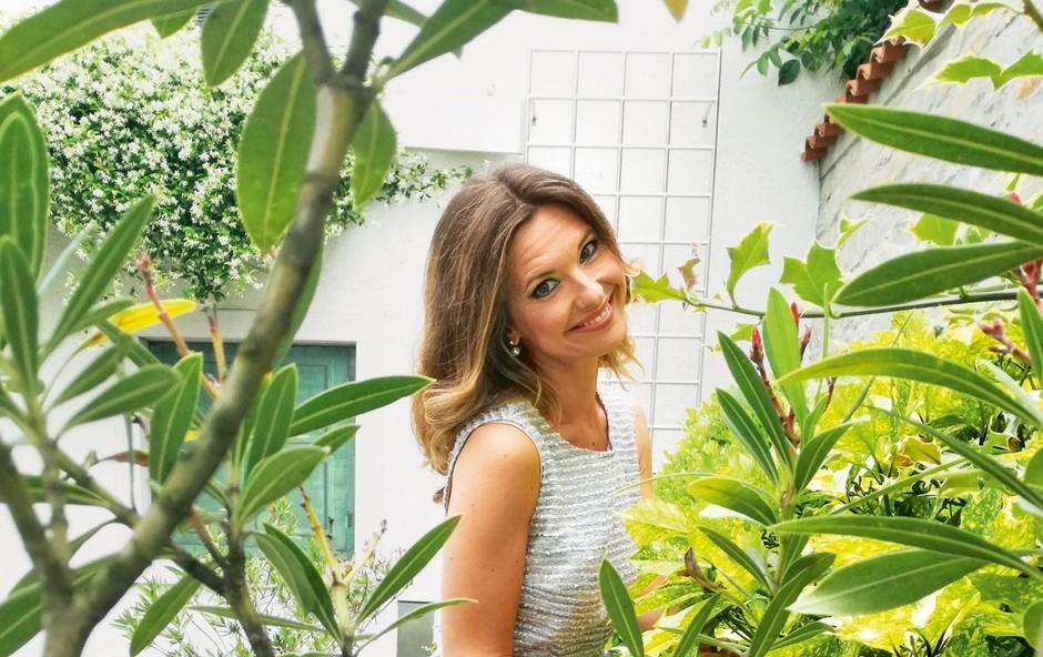 Karin Sabadin: V novi preobleki (foto: osebni arhiv)