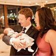 Mark Zuckerberg ob rojstvu druge hčerke z ganljivim sporočilom