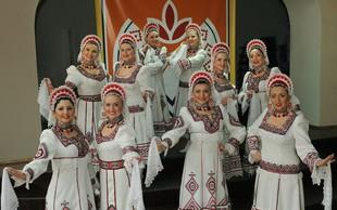Voroneška dekleta kmalu v Cankarjevem domu