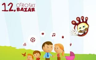 Prihaja popolno družinsko doživetje 12. Otroški bazar!