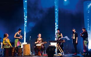 Djembabe - ženska tolkalska skupina, ki presega glasbeno ustvarjanje