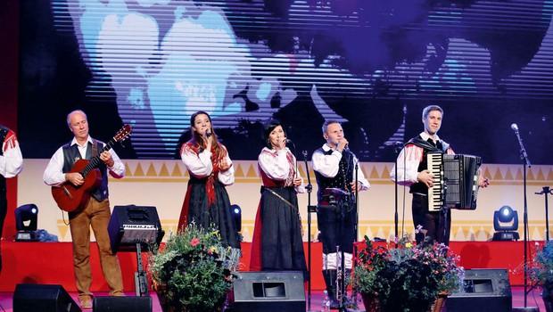 Praznik narodno-zabavne glasbe: Poklon Vilku Avseniku (foto: Mediaspeed)