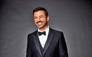 Jimmy Kimmel: Kralj pogovornega šova, ki ne pozna dopusta