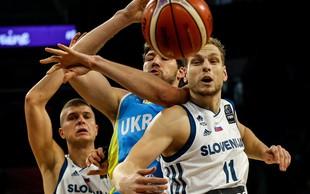 Slovenija na košarkarskem EP nadaljuje svojo zmagovalno serijo!