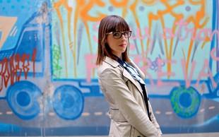 Nasvet modne oblikovalke Metke Tratnik: Ženske kravate kot modni dodatek
