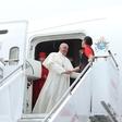Papež dvomljivce v podnebne spremembe označil za neumne