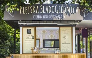 Bled je bil izbran za najboljšo sladoledno destinacijo na svetu 2017!