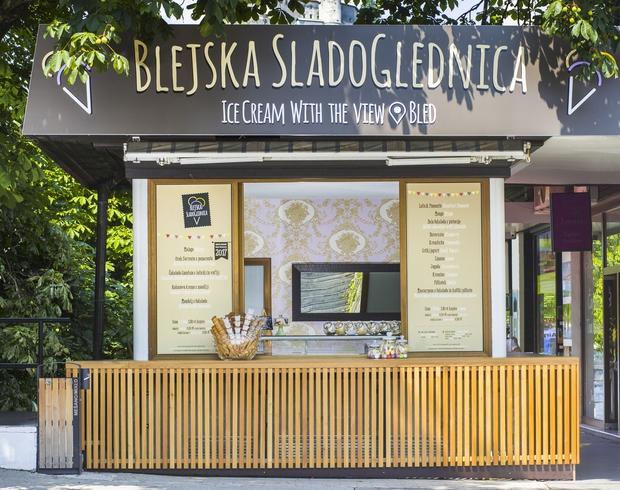 Bled je bil izbran za najboljšo sladoledno destinacijo na svetu 2017! (foto: Hotel Park Press)