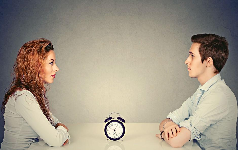 Hitri zmenki skozi moške oči (foto: Shutterstock)