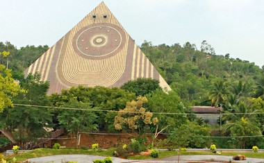 Piramide niso samo mogočne zgradbe