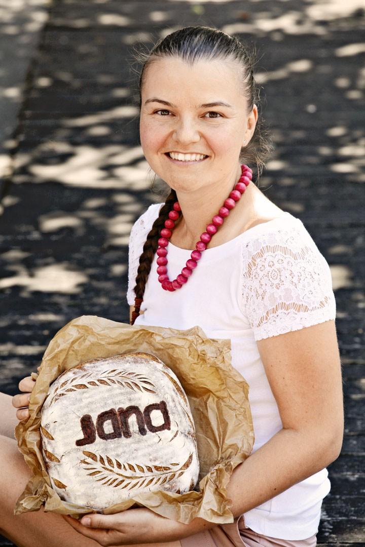 Anita Šumer: Kruh z drožmi je bolj zdrav (foto: Aleksandra Saša Prelesnik, Anita Šumer)