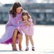 Kate Middleton: Tudi tretjič nosečniške slabosti