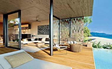 David Hasselhoff: Luksuzna vila na Baliju