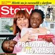 V novi Story ne zamudite: 10. obletnica poroke Maje Štamol Droljc!