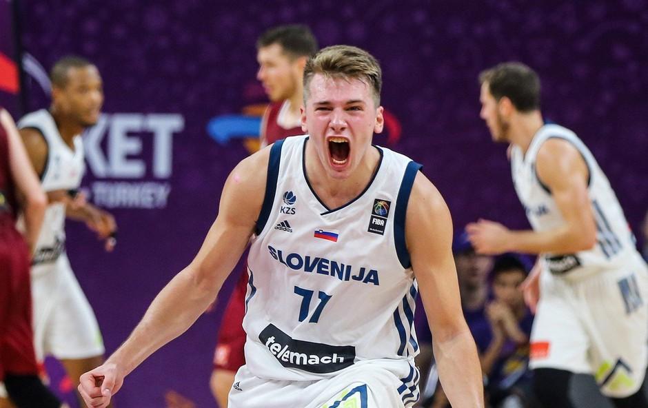 """Oče Dončič: """"Finale bo Slovenija - Srbija, zlato pa naše!"""" (foto: profimedia)"""