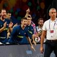 Slovenija povsem nadigrala Španijo! V nedeljo pa FINALE!!!
