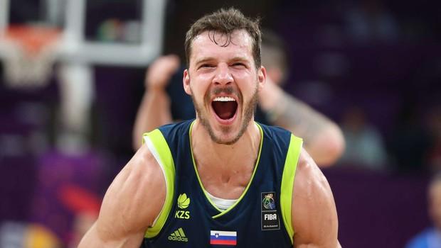Goran Dragić: To bo najlepša tekma v mojem življenju (foto: profimedia)