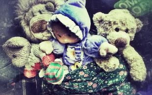 Škotsko letališče išče vse otroke, ki so pri njih izgubili plišaste igrače!
