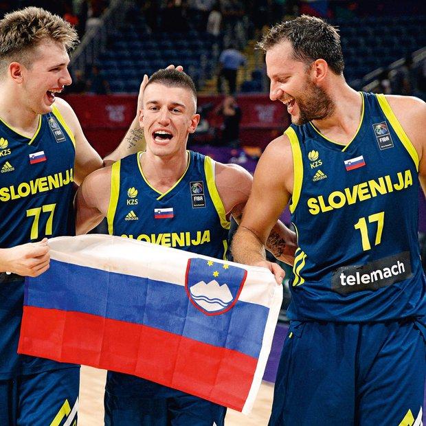 Zlati slovenski reprezentantje se predstavijo