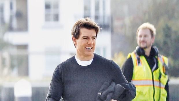 Tom Cruise je jezen na bivšo ženo (foto: Profimedia)