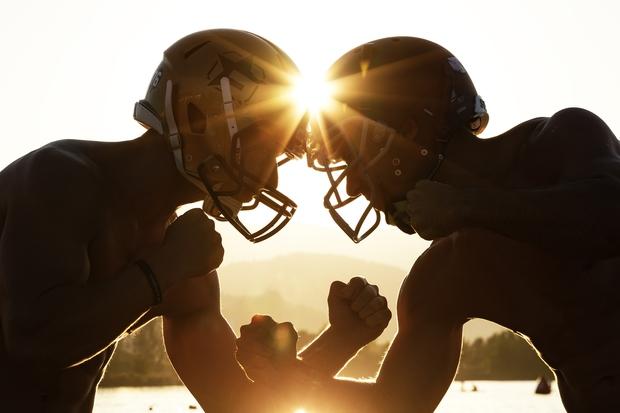 Dunking Devils snemali za NFL in navdušili Američane (foto: Katja Pokorn)