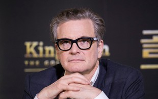 Igralec Colin Firth zaradi Brexita zaprosil in dobil italijansko državljanstvo