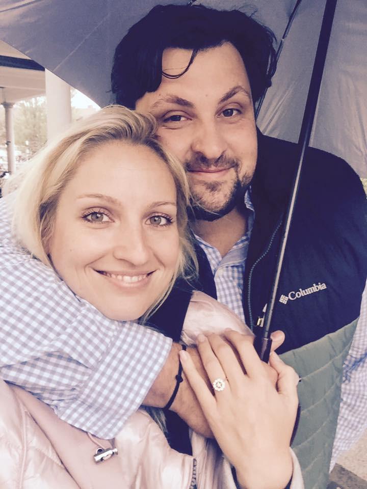 Ana Lukner se je poročila! (foto: facebook.com/ana.lukner)