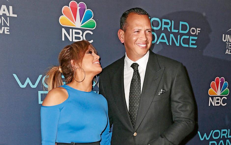 Jennifer Lopez z novim fantom v novo stanovanje (foto: profimedia)