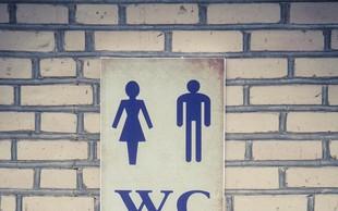 Nizozemke protestirale zaradi premalo ženskam prijaznih stranišč