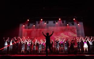 Perpetuum Jazzile z Le Spactacle v ljubljansko Halo Tivoli!