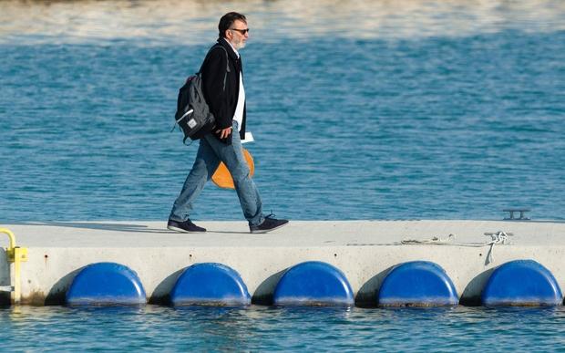 Andy Garcia prispel na Hrvaško na snemanje filma Mamma Mia (foto: profimedia)