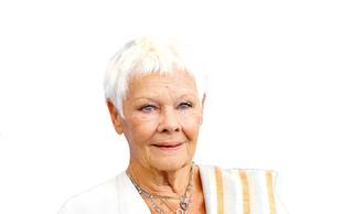 Judi Dench je življenje posvetila igri