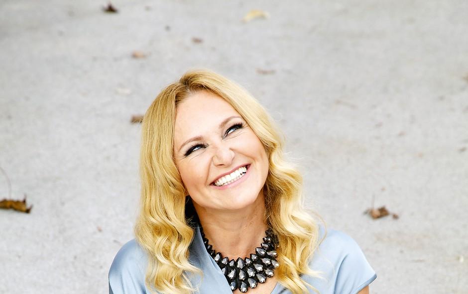 Nuša Derenda bo praznovala 20 let kariere (foto: Aleksandra Saša Prelesnik)