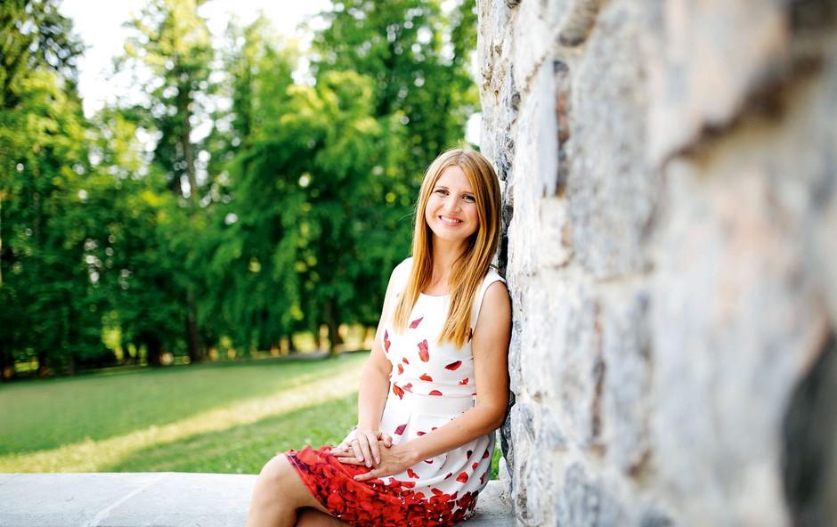 Ana Bešter Bertoncelj: Raziskovanje odnosov je njena strast (foto: Rebeka Kavčič)