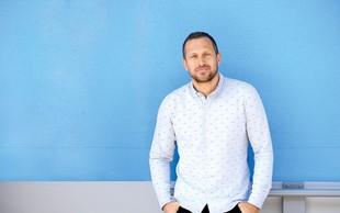 Jure Košir je ambasador 2. dobrodelnega teka Otrok otroku