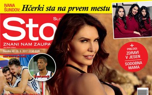 Ivana Šundov po ločitvi ni osamljena! Več v novi Story!