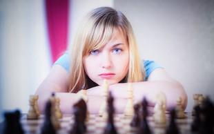 Laura Unuk - svetovna šahovska prvakinja