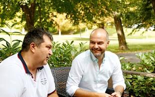"""Dejan in Goran Obrez: """"Čas je, da se dekleta dokažejo"""""""