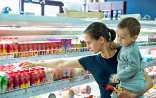 Moški v Nemčiji trgovinam grozil z zastrupitvijo hrane