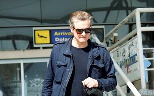 Colin Firth okrepil filmsko ekipo Mamma mie na Visu
