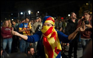 Katalonske oblasti za mednarodno posredovanje v sporu med Barcelono in Madridom