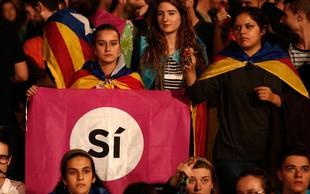 Katalonci na referendumu odločno ZA neodvisnost!