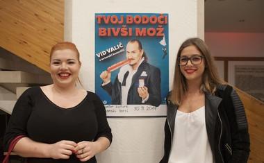 Tvoj bodoči bivši mož osvaja Slovenijo